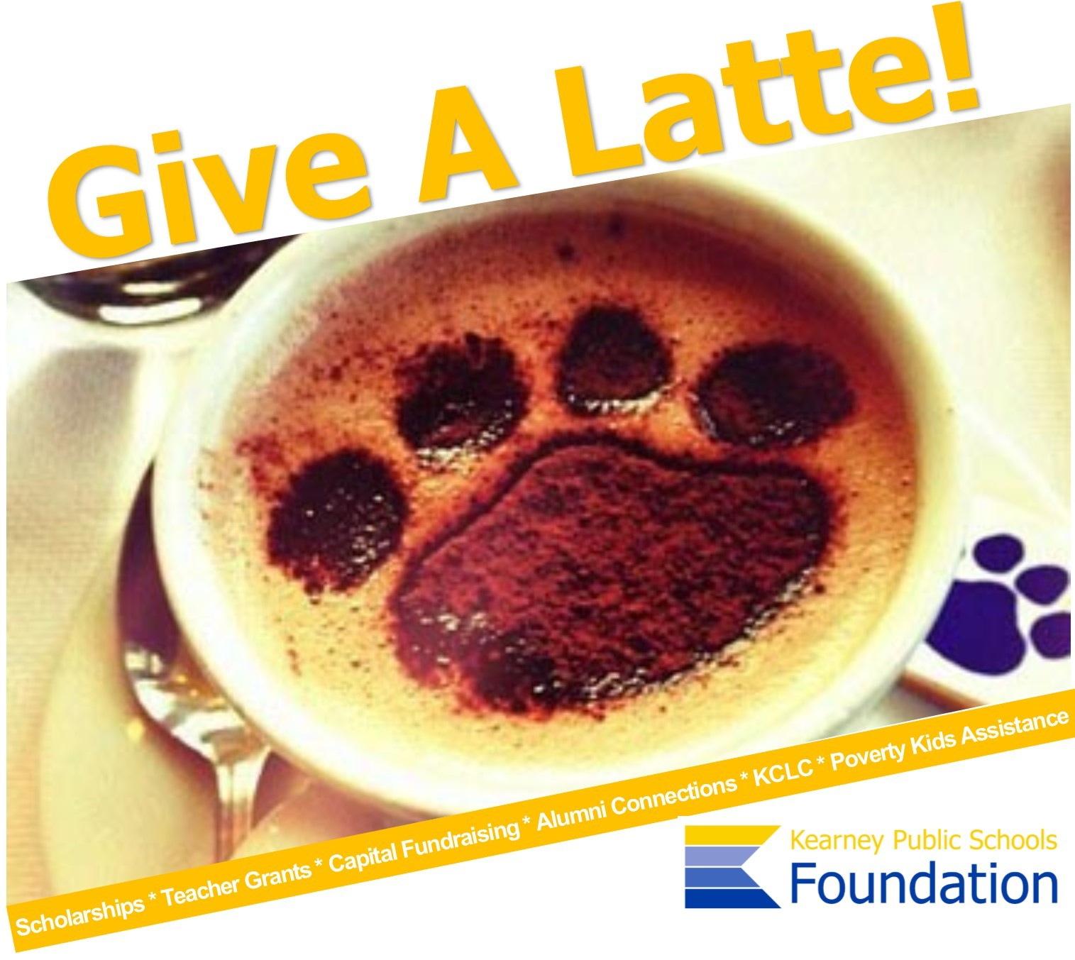 Give a Latte!